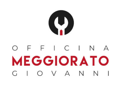 Creazione Logo Azienda Officina Meggiorato Giovanni